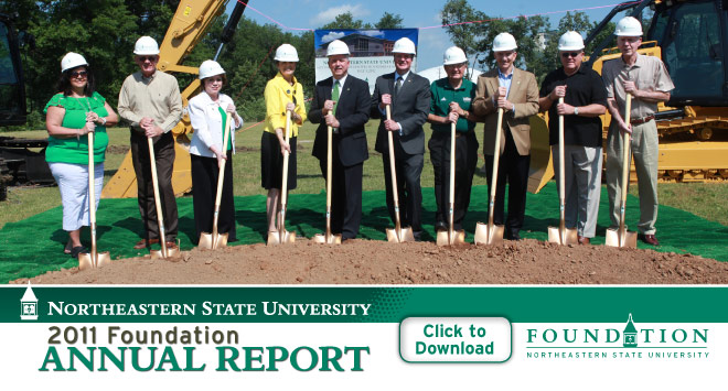 NSU Foundation 2011 Annual Report
